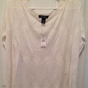 XXS White House Black Market Sweater Poncho